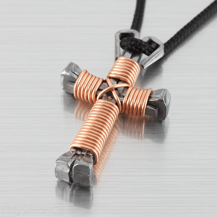 copper-cross-necklace